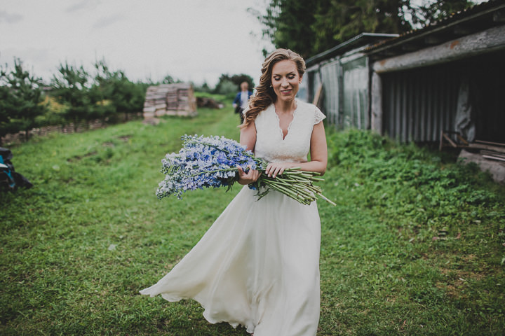 Laid Back Farm Wedding in Estonia By Gerry Sulp Photography