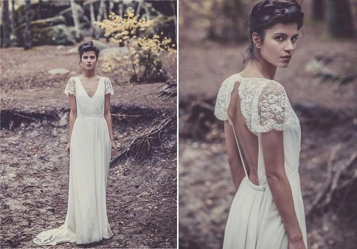 Boho Bride Shopping for the Wedding Dress