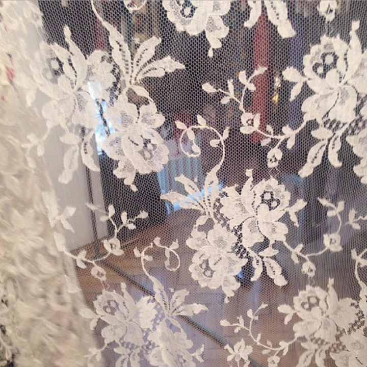 Diary of a Boho Bride - Whitney and Tom, Entry 4: Finding the Perfect Wedding Dress Fabric