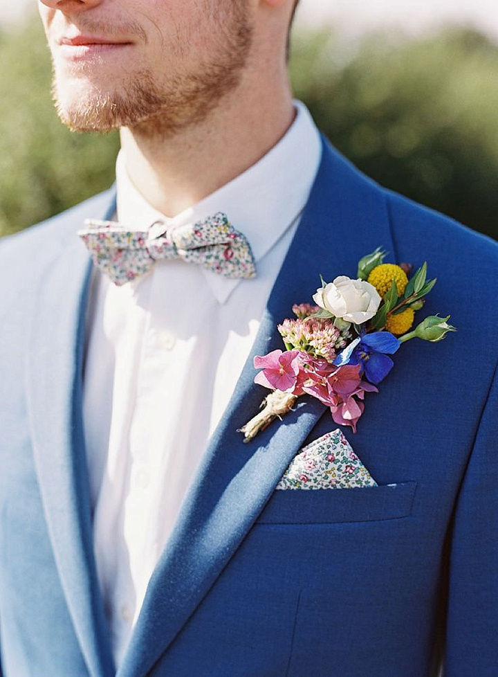 Boho Pins: Top 10 Pins of the Week from Pinterest - Grooms Blue Suit Outfits