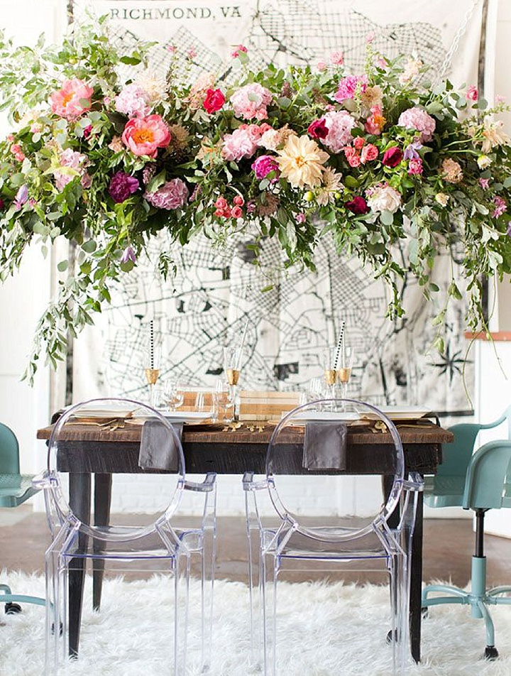 Boho Pins: Top 10 Pins of the Week from Pinterest - Flower Wedding Decoration