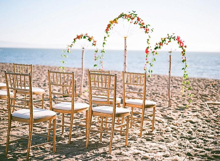Bohemain Beach Anniversary Shoot by Aizhan