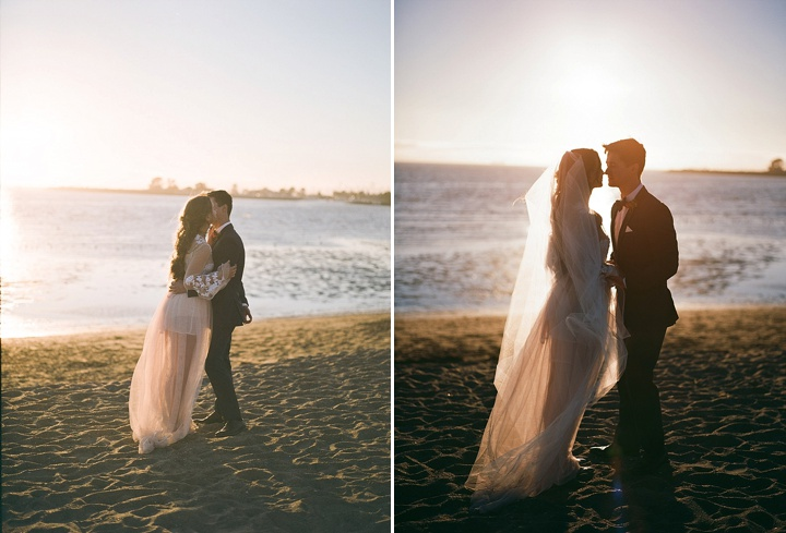 Bohemain Beach Anniversary couples Shoot by Aizhan