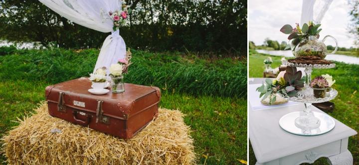 Romantic and Woodland Wedding Details Inspiration