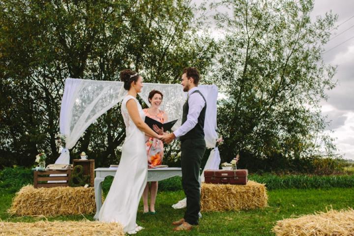 Romantic Wedding Ceremony Inspiration