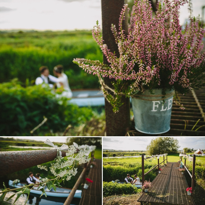 Romantic and Woodland Wedding Inspiration