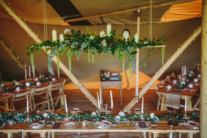 Romantic and Woodland Wedding Inspiration_0046