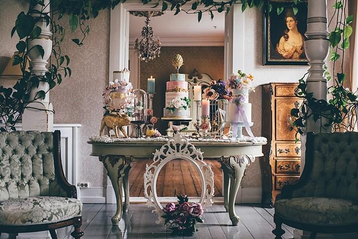Scandinavian Bohemian Wedding Inspiration