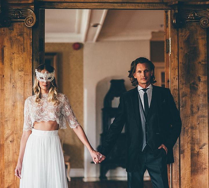 Vintage Scandinavian and Bohemian Wedding Inspiration