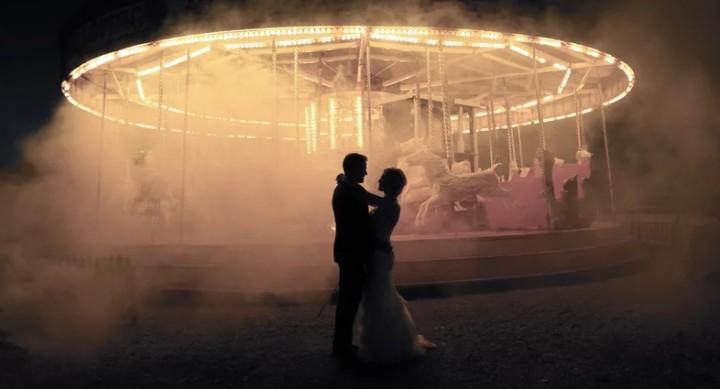Film Club: Lauren and Jonathan's Perfect Preston Court Wedding