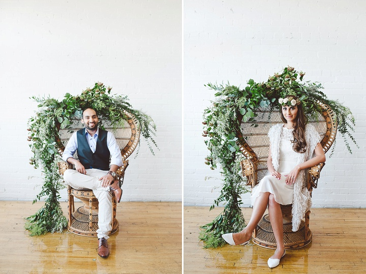 Boho Inspired Portrait Session - #snugglesesh