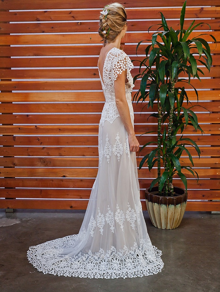 Bridal Style: The Eternal Romance Boho Bridal Lace Collection From Dreamers & Lovers