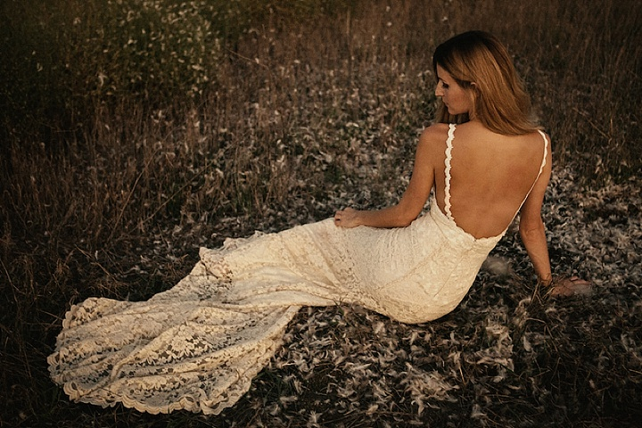Bridal Style: The Eternal Romance Backless Dress Bridal Collection From Dreamers & Lovers
