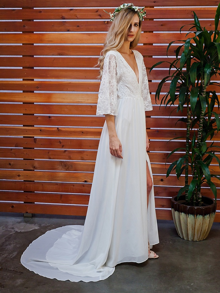 Bridal Style: The Eternal Romance Boho Dress Bridal Collection From Dreamers & Lovers