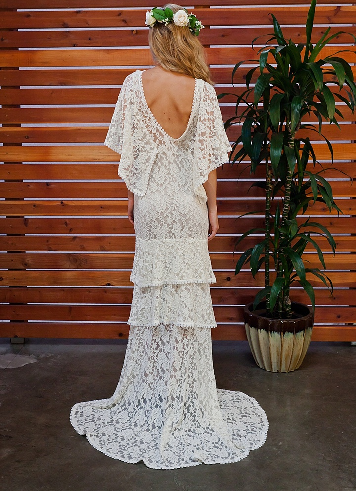 Bridal Style: The Eternal Romance Bridal Lace Collection From Dreamers & Lovers