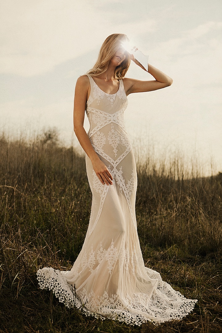 Bridal Style: The Eternal Romance Bridal Collection From Dreamers & Lovers