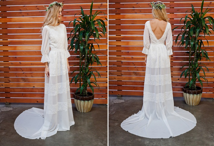 Bridal Style: The Eternal Romance Boho Bridal Collection From Dreamers & Lovers