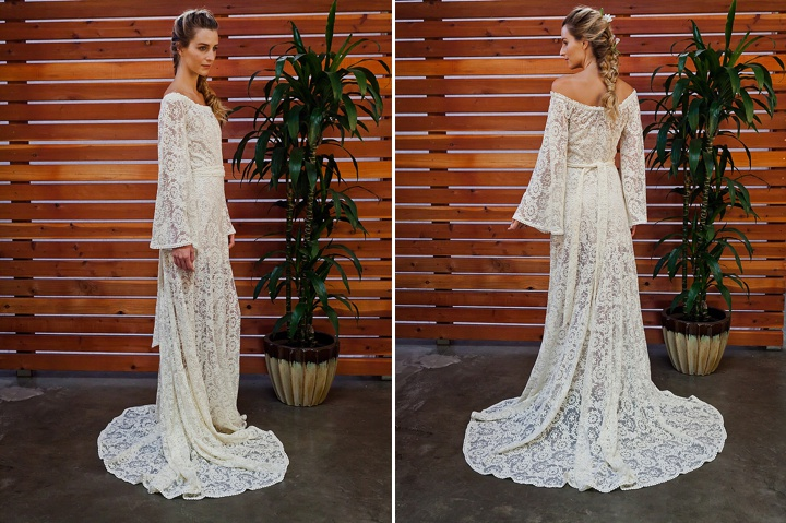 Bridal Style: The Eternal Romance Bridal Lace Dress Collection From Dreamers & Lovers