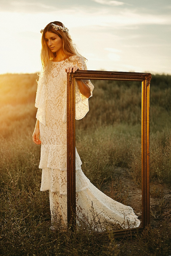 Bridal Style: The Eternal Romance Bridal Dress Collection From Dreamers & Lovers