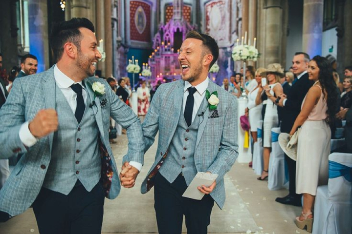 Boho Pins: Top 10 Pins of the Week from Pinterest - Grooms Same Sex Outfits