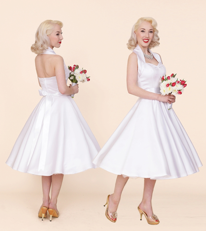 Wedding Dresses For Over 50s Uk: WIN A £150 Voucher At Vivien Of Holloway