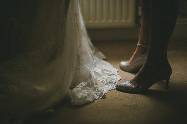 Devon bride Wedding at Colehayes Park By John Barwood Photography