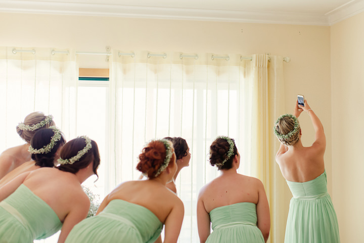 Portugal bridesmaidsWedding in the Algarve By Matt and Lena Photography
