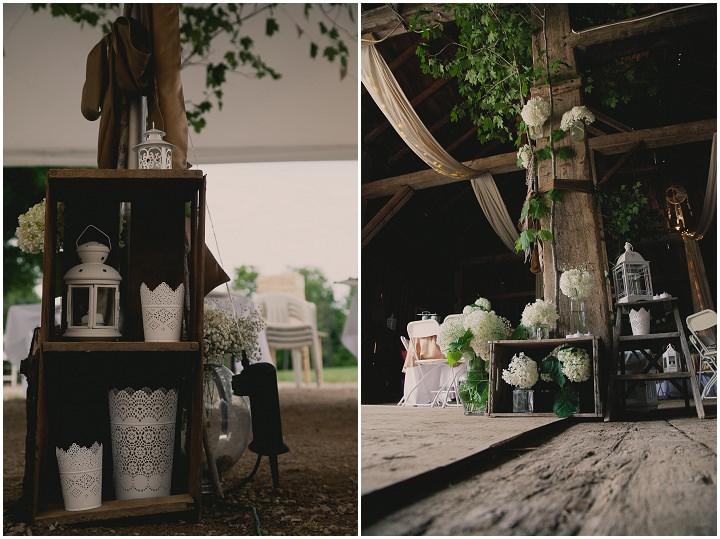 Bohemain Ontario Wedding details By Sophia Lemon Photography