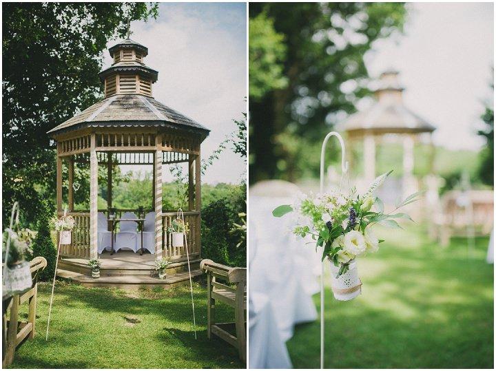 Devon bridal details bride Wedding at Colehayes Park By John Barwood Photography