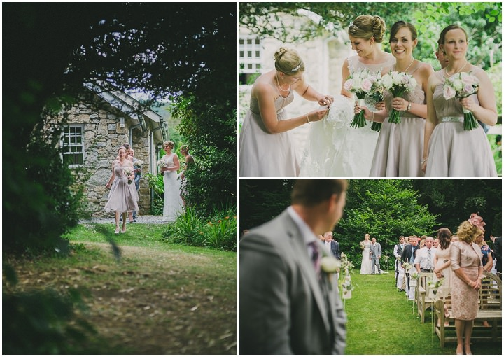 Devon Outdoors Wedding at Colehayes Park By John Barwood Photography