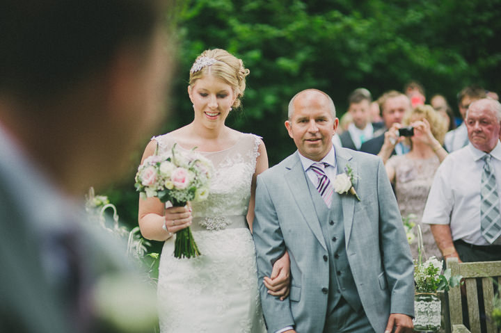 Devon Outdoor Wedding at Colehayes Park By John Barwood Photography