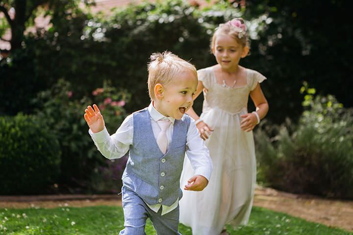 2 Children at Weddings - What to do With Them to Stop the Meltdowns