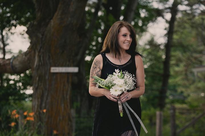 Bohemain Ontario Bridesmaid Wedding By Sophia Lemon Photography