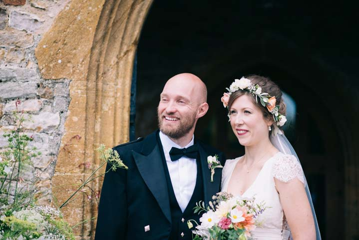 Wedding at The Haymeadow in Somerset by This and That Photography