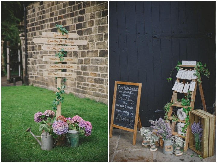 Emily and Jonny's Rustic Peach and Grey Barn Wedding East Riddlesden Hall By Soul Images