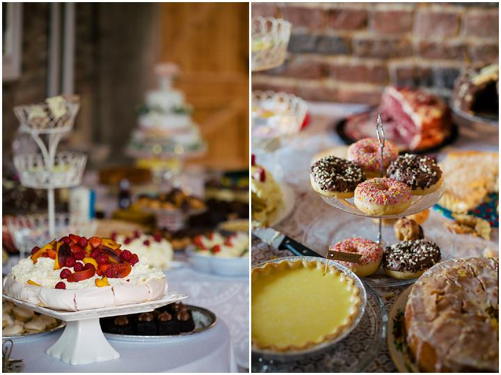 Yorkshire Barmbyfield wedding foodBarns Wedding By Stott and Atkinson