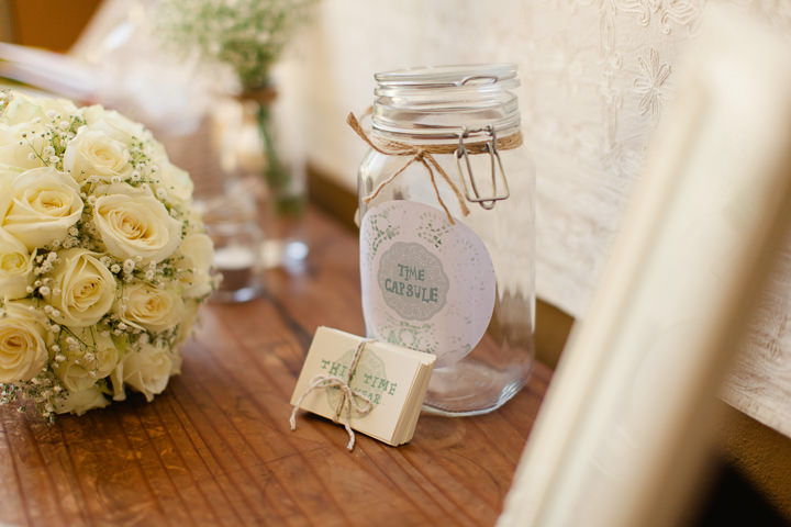 Portugal Wedding jam jars in the Algarve By Matt and Lena Photography