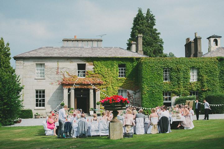Devon venue Wedding at Colehayes Park By John Barwood Photography