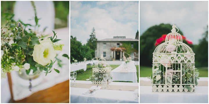 Devon Wedding details at Colehayes Park By John Barwood Photography