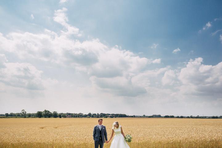 Yorkshire Barmbyfield couple portraits Barns Wedding By Stott and Atkinson