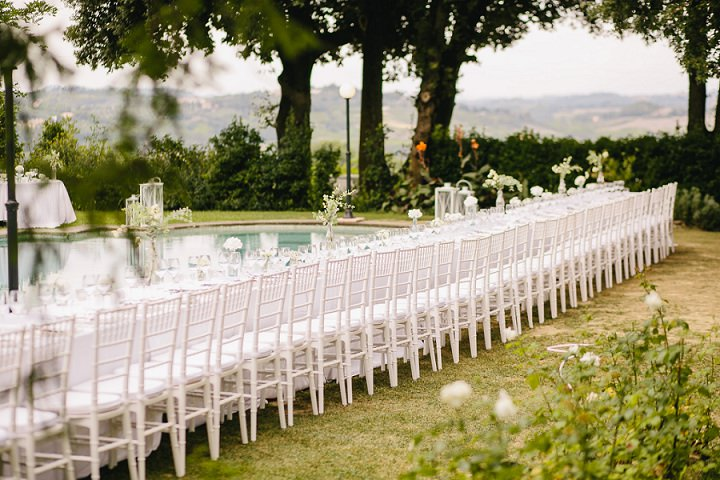 Tuscany outdoor wedding Wedding By Helen Abraham Photography