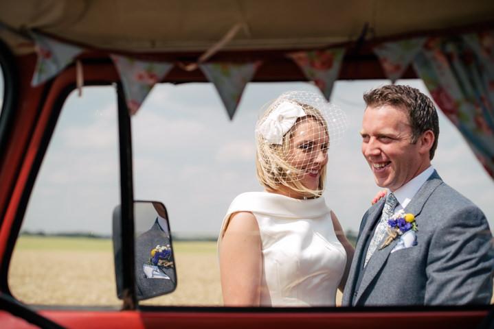 Yorkshire Barmbyfield Barns Wedding transport By Stott and Atkinson
