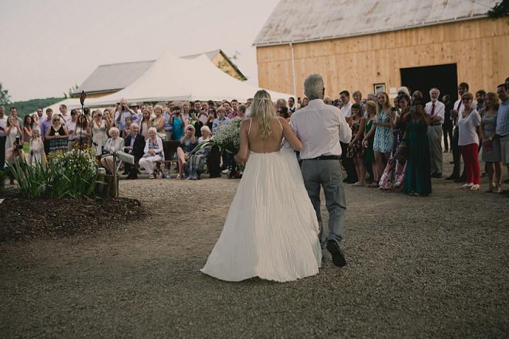 Bohemain Ontario bride and groom Wedding By Sophia Lemon Photography