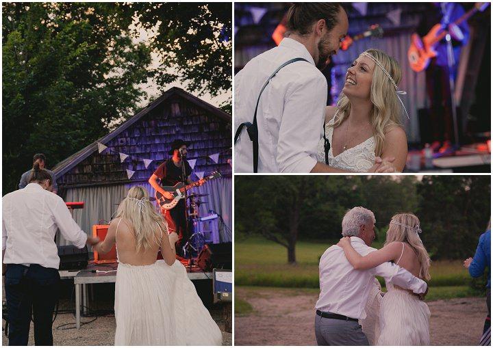 Bohemain Ontario Wedding By Sophia Lemon Photography