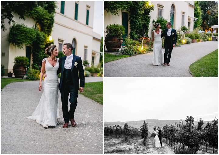 Tuscany couple married Wedding By Helen Abraham Photography