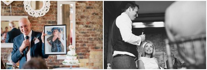 Yorkshire Barmbyfield speeches Barns Wedding By Stott and Atkinson