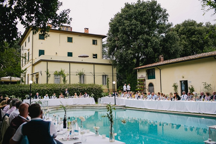 Tuscany Wedding By Helen Abraham Photography