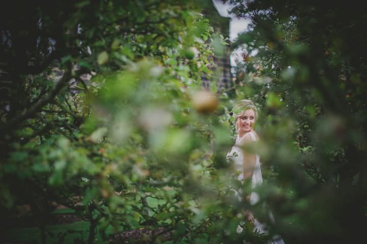 Emily and Jonny's Rustic Peach and Grey Barn East Riddlesden Wedding By Soul Images