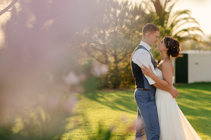 Portugal Wedding bride and groom in the Algarve By Matt and Lena Photography