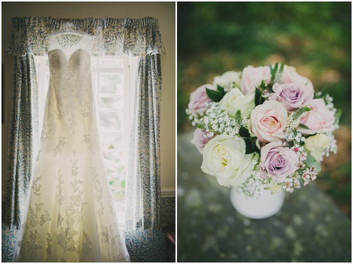 Devon Dress and Flowers Wedding at Colehayes Park By John Barwood Photography